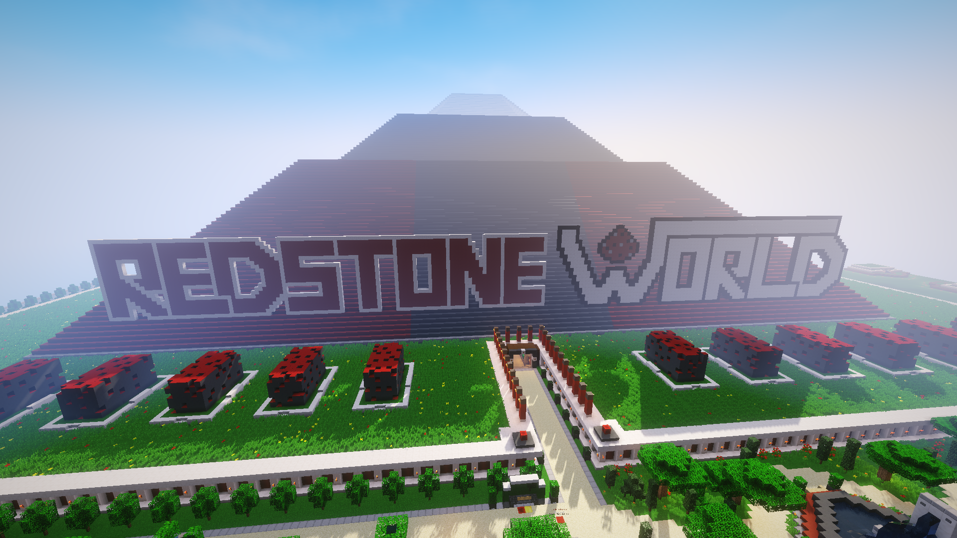 "Minecraft-Server ""RedstoneWorld"""