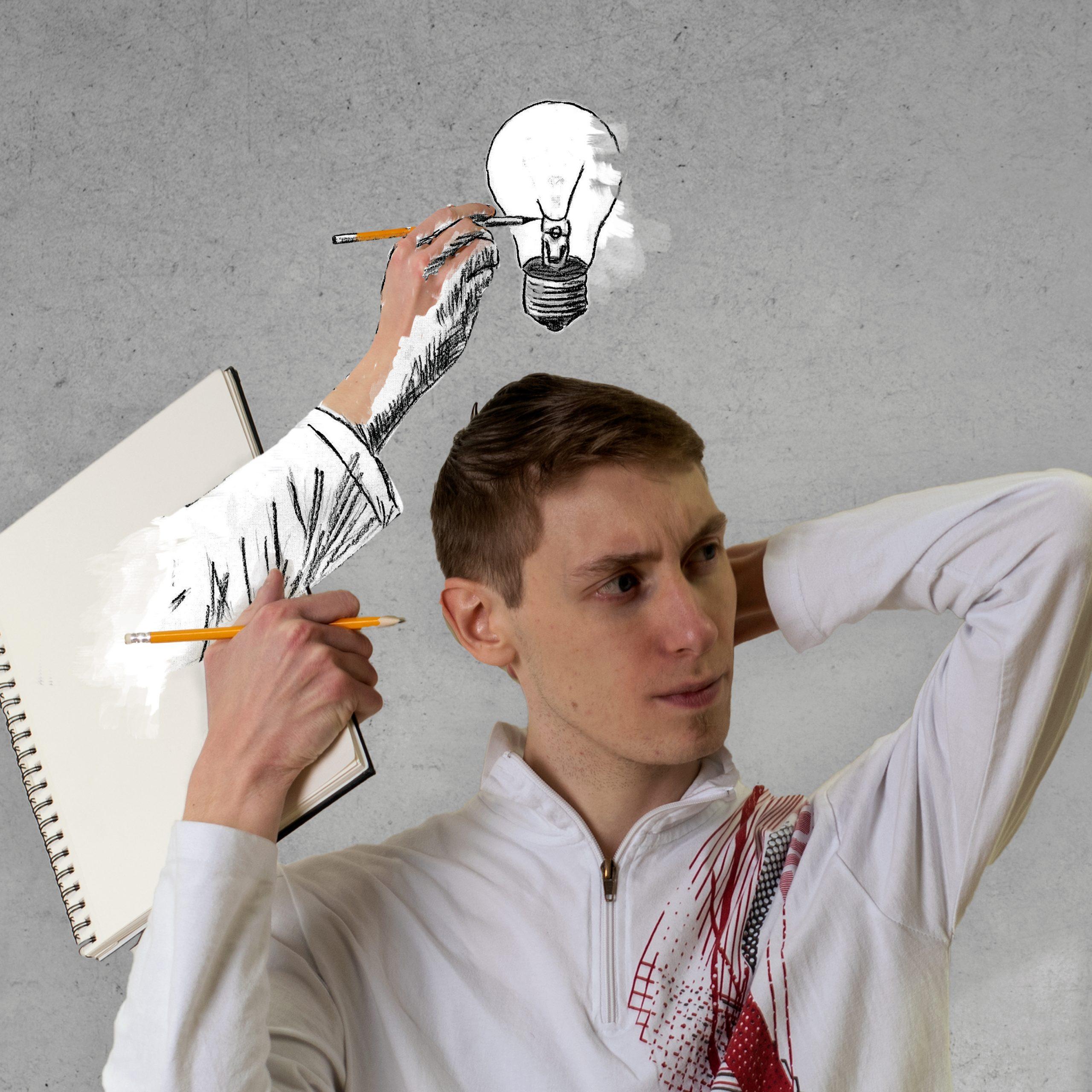 """""""Idee aus eigener Hand"""""""