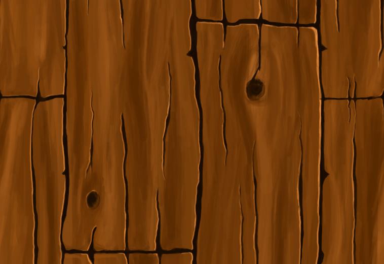Game-Texturen im Zeichen-Stil